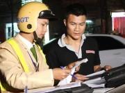 Tin tức Việt Nam - CSGT vẫn có quyền trưng dụng phương tiện thông tin liên lạc