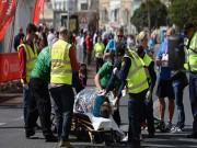 Thể thao - Vận động viên marathon đột tử khi gần về đích