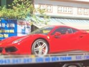 """Vợ đại gia Minh  """" nhựa """"  chi bạo sắm Ferrari 488 GTB?"""