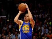 """Thể thao - Quái kiệt Stephen Curry: """"Messi"""" của làng bóng rổ"""