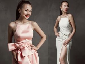 Thời trang - Thanh Hằng khoe chân thon dáng đẹp ở tuổi 33