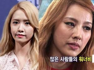 """Làm đẹp - 11 mỹ nam, mỹ nữ Hàn có làn da bị """"giặc mụn"""" tàn phá"""