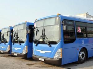 Tin tức trong ngày - Ngắm dàn xe buýt bạc tỷ thân thiện với môi trường ở Sài Gòn
