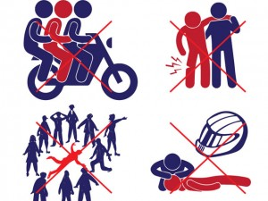 Tin tức trong ngày - Infographic: Điều tuyệt đối cấm khi sơ cứu người bị TNGT