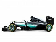 """Thể thao - F1, Mercedes W07: Vẫn là """"chiến mã"""" vô địch"""