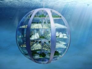 Thế giới - Con người sống dưới nước sẽ thành hiện thực