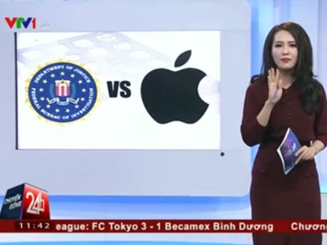 Kết thúc phiên tranh luận đầu tiên giữa Apple và FBI
