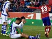 Bóng đá - Atletico Madrid - Real Sociedad: Thần May mắn ưu ái