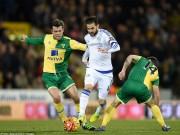 """Bóng đá - Norwich - Chelsea: """"Cú phóng điện"""" chớp nhoáng"""