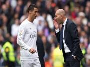 Bóng đá - Levante – Real Madrid: Một mình Ronaldo là đủ