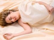 Sức khỏe đời sống - Tư thế ngủ tốt cho từng loại bệnh