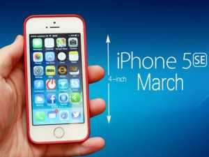 Dế sắp ra lò - iPhone SE màn hình 4 inch sẽ ra mắt vào 22/03