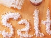 Sức khỏe đời sống - Nguy hiểm khôn lường từ việc ăn quá nhiều muối