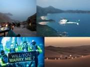 Du lịch - Những điểm đến lãng mạn và ấn tượng cho ngày 8.3