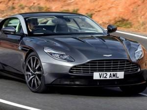 Siêu phẩm Aston Martin DB11: Nhanh nhất, mạnh nhất