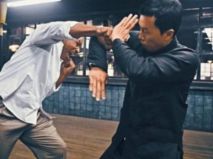Phim - Chân Tử Đan bị áp lực khi giao đấu với Mike Tyson