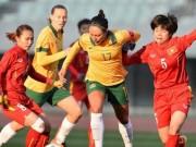 """Bóng đá - ĐT nữ Việt Nam thành """"rổ đựng bóng"""" trước Australia"""
