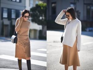 Lỗi ăn mặc cơ bản nữ công sở thường mắc