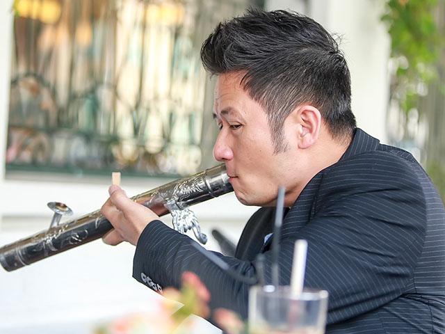 Sao Việt 13/9: Bằng Kiều mang điếu cày lên đỉnh Fansipan - 15