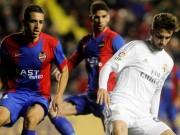 Bóng đá - Levante - Real: Quên đi sầu muộn