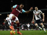 """Bóng đá - West Ham - Tottenham: Lỡ cơ hội """"vàng"""""""