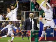 """Bóng đá Tây Ban Nha - Zidane khen nức nở sao trẻ, """"lờ tịt"""" Ronaldo"""