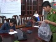 Video An ninh - Bắt hai tên cướp táo tợn cắt gân tay thiếu nữ