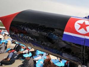 Thế giới - Triều Tiên trả đũa LHQ, bắn tên lửa vào biển Nhật Bản