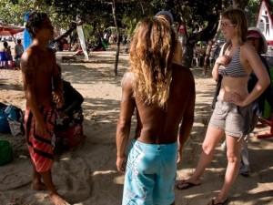"""Thế giới - Điều nhức nhối ở """"thiên đường mại dâm nam"""" Bali"""