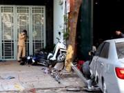 Báo động xe điên gây tai nạn: 'Chà đạp' lên luật pháp
