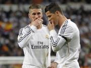 """Bóng đá - Ronaldo dẫn đầu danh sách """"10 cừu đen"""" của Perez"""