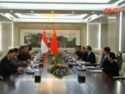 Video An ninh - Singapore đề xuất tạm thời gác lại tranh chấp Biển Đông