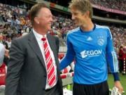 Bóng đá - Huyền thoại MU đánh giá Van Gaal cao hơn Sir Alex