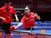 """Thể thao - Tin thể thao HOT 3/3: Bóng bàn nữ VN """"bay"""" ở giải Thế giới"""