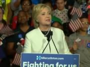 Video An ninh - Bầu cử Mỹ: Bà H.Clinton và tỷ phú D.Trump thắng lớn