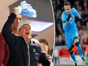 Bóng đá - Thèm Neymar, Real tính thay Zidane bằng... Maradona