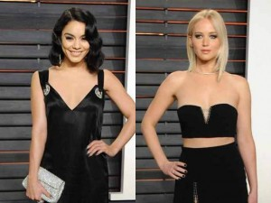 Váy H&M siêu bình dân ghi điểm tại tiệc Oscar
