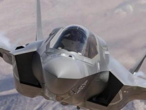 """Thế giới - Tiêm kích F-35 cải tiến có thể """"phanh gấp"""" giữa trời"""