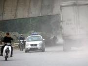 Tin tức trong ngày - Ô nhiễm không khí ở Hà Nội lên mức nguy hại