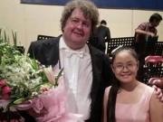 Bạn trẻ - Cuộc sống - 9X sở hữu hàng loạt giải quốc tế với đàn piano