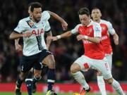 Bóng đá Ngoại hạng Anh - NHA trước vòng 29: Tottenham & Arsenal lên võ đài