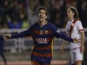 Bóng đá - Barca: Đừng mắc sai lầm khi đối mặt Messi