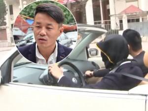 Tin tức trong ngày - Trần tình của nam thanh niên bịt mắt lái ô tô giữa phố HN
