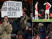 """Bóng đá - Henry """"đổ thêm dầu"""" vào cuộc khủng hoảng Arsenal"""