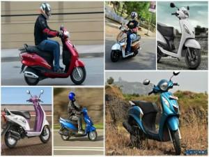 Ô tô - Xe máy - Top 6 mẫu xe ga rẻ đẹp, tiết kiệm nhiên liệu