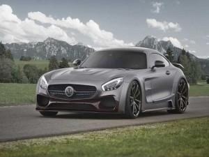 Ô tô - Xe máy - Mansory tung ra gói điều chỉnh mới cho Mercedes-AMG GT