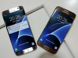 """Dế sắp ra lò - Samsung Galaxy S7 Edge """"dẫn trước"""" S7, phá vỡ kỷ lục đặt hàng"""