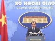 Video An ninh - VN ủng hộ giải quyết tranh chấp biển Đông bằng hòa bình