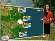Tin tức trong ngày - Dự báo thời tiết VTV ngày 5/3: Độ ẩm Bắc Bộ lên đến 100%
