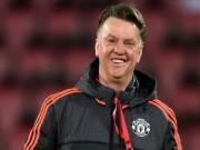 Bóng đá - Rashford rực sáng, Van Gaal tự nhận công lao về mình
